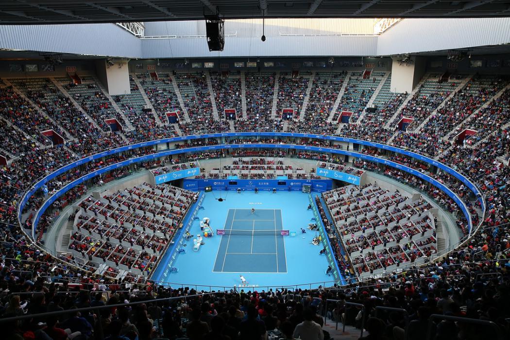 Tennis, annullati tutti i tornei in Cina per il 2020
