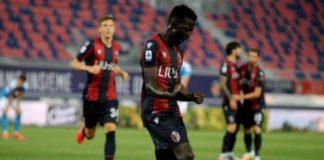 Bologna-Napoli 1-1
