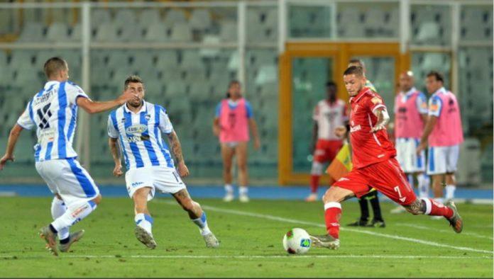 Il Pescara avanti di due reti si è fatto rimontare dal Perugia nell'ultimo turno.