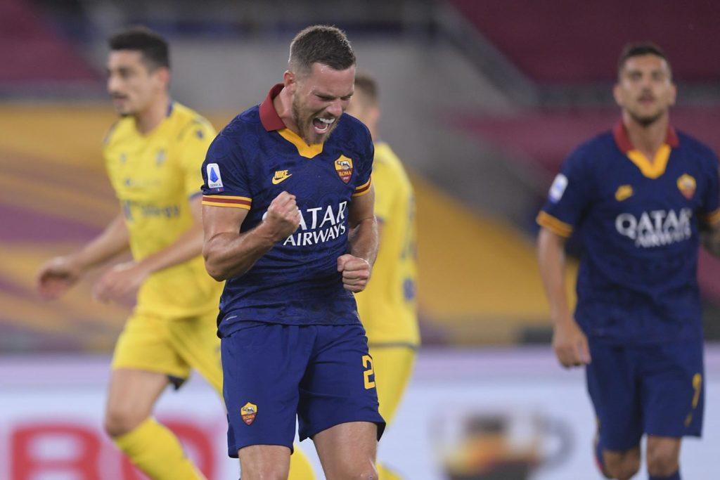 Roma-Verona 1-0