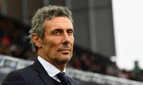 Luca Gotti pensando a Cagliari-Udinese