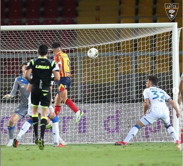 Il Lecce crede ancora nella salvezza, e il 3-1 rifilato al Brescia nell'ultimo turno lo dimostra pienamente.