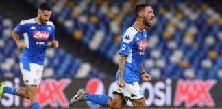 Napoli-Udinese 2-1
