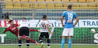 Parma-Napoli 2-1