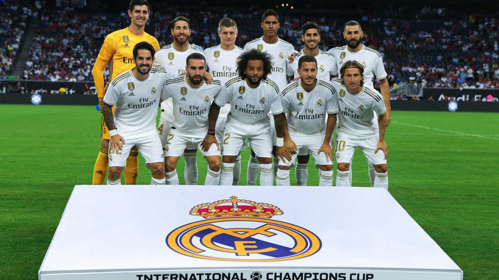 Real Madrid, presentate le nuove divise 2020-2021 - PeriodicoDaily ...