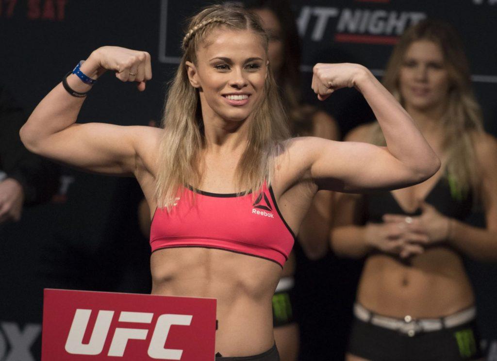 UFC 251 - Paige VanZant