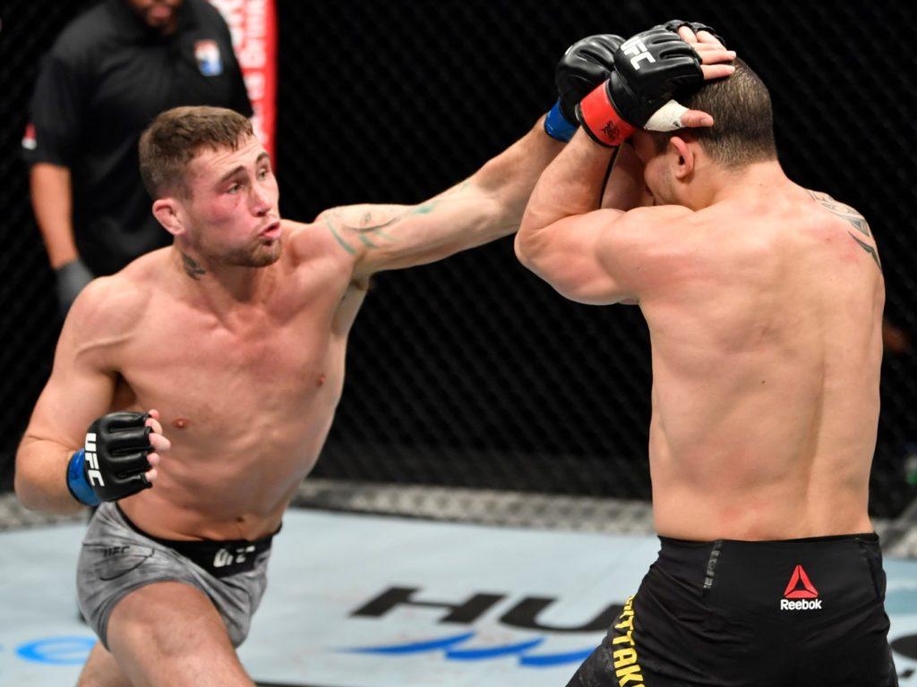 UFC Fight Island III - Darren Till