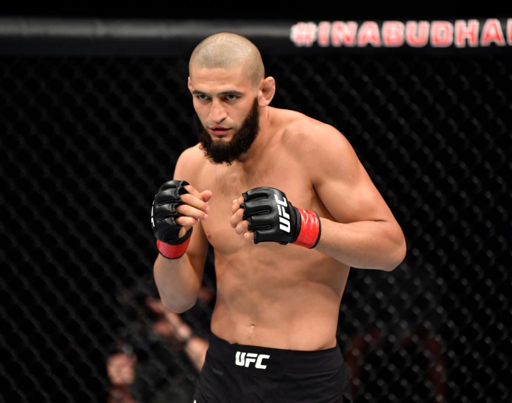 UFC Fight Island III - Khamzat Chimaev