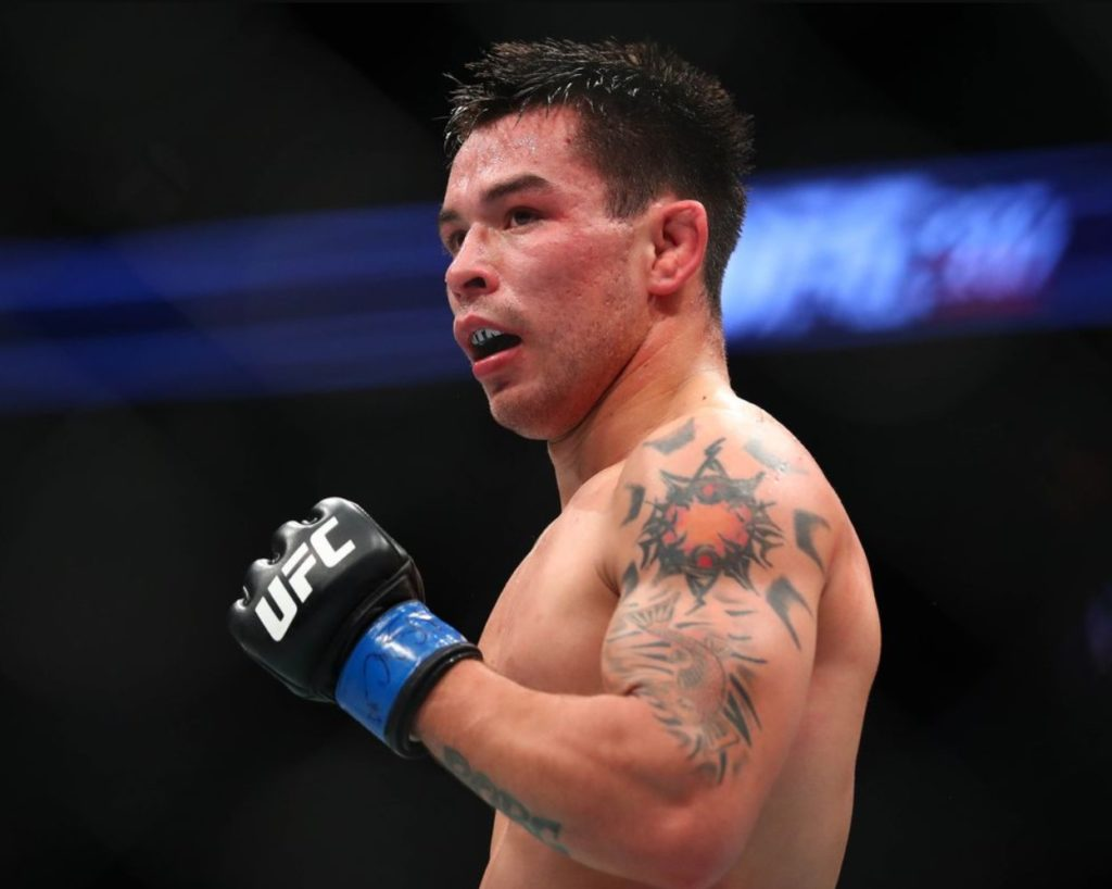UFC Fight NIght 173 - Ray Borg