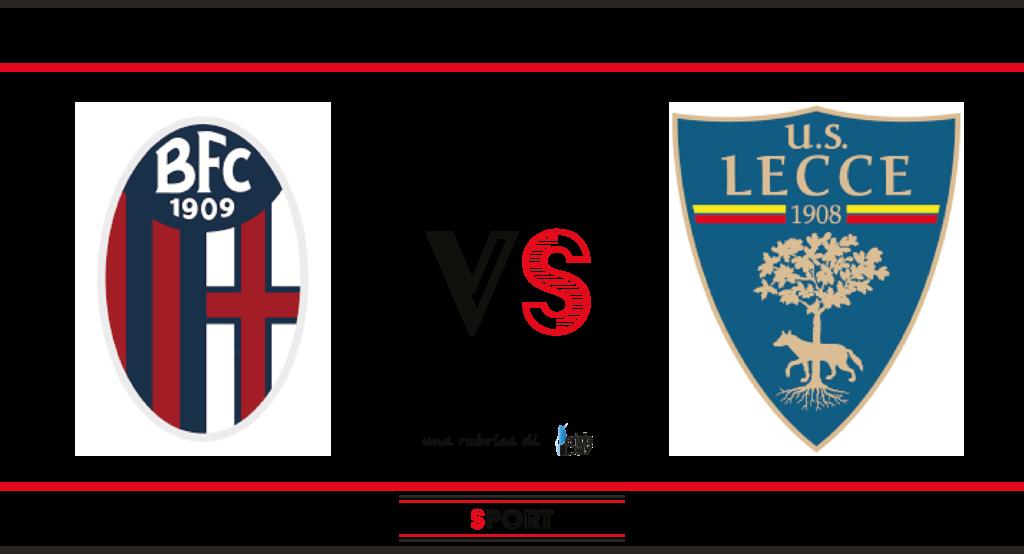 Pronostico di Bologna-Lecce, 36a giornata di Serie A.