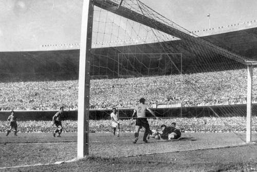 Brasile-Uruguay 1-2: il 16 luglio 1950 è il giorno del Maracanazo