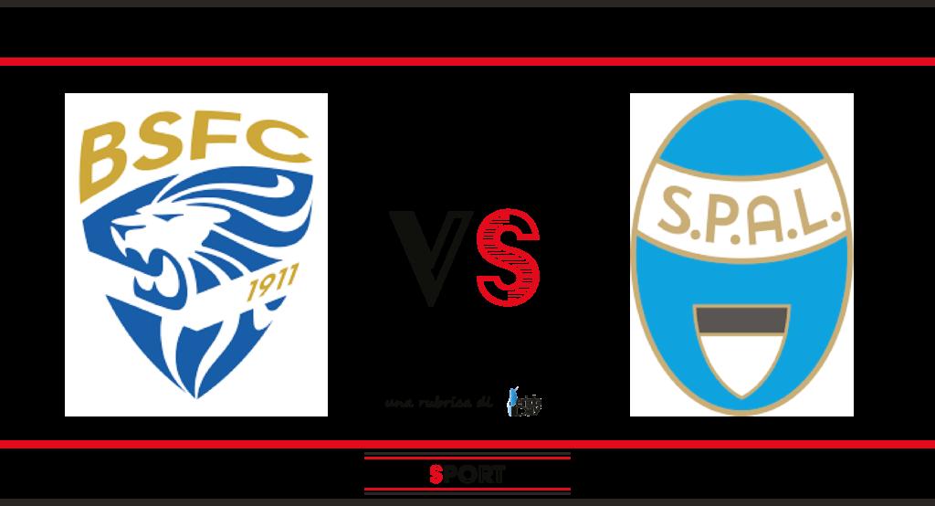 Pronostico di Brescia-Spal, 34a giornata di Serie A.