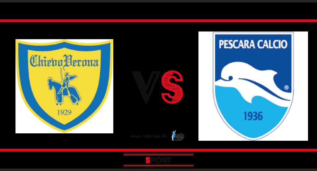 Pronostico di Chievo-Pescara, 38a giornata di Serie B.