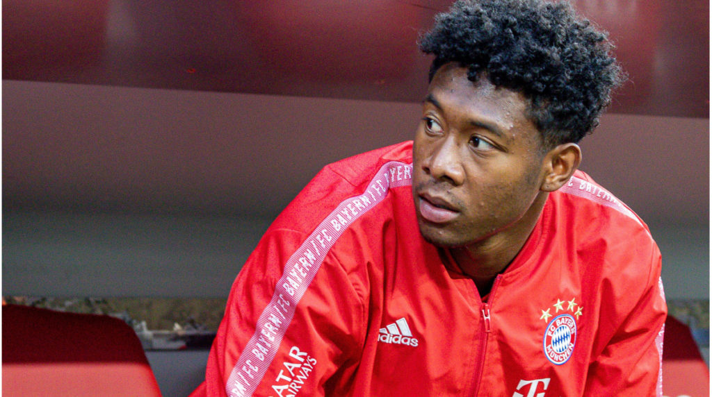 Bayern Monaco, David Alaba