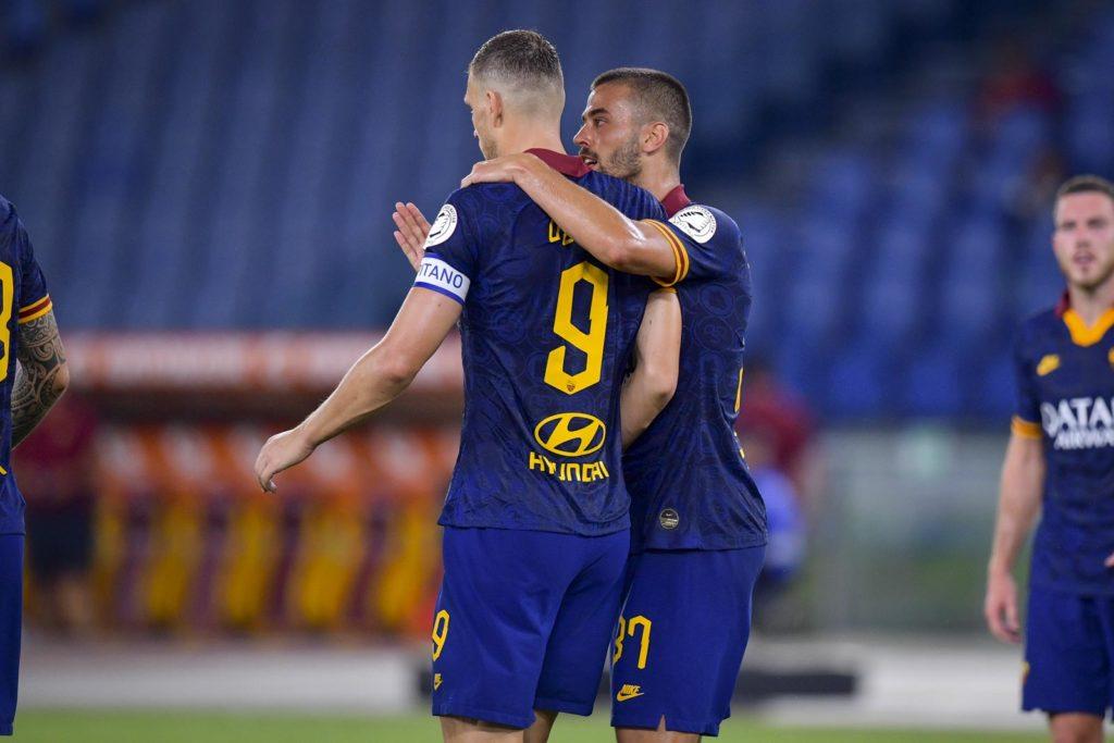 Roma-Verona 2 a 0