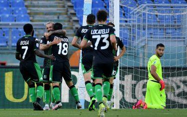 Lazio – Sassuolo: biancocelesti ancora a mani vuote
