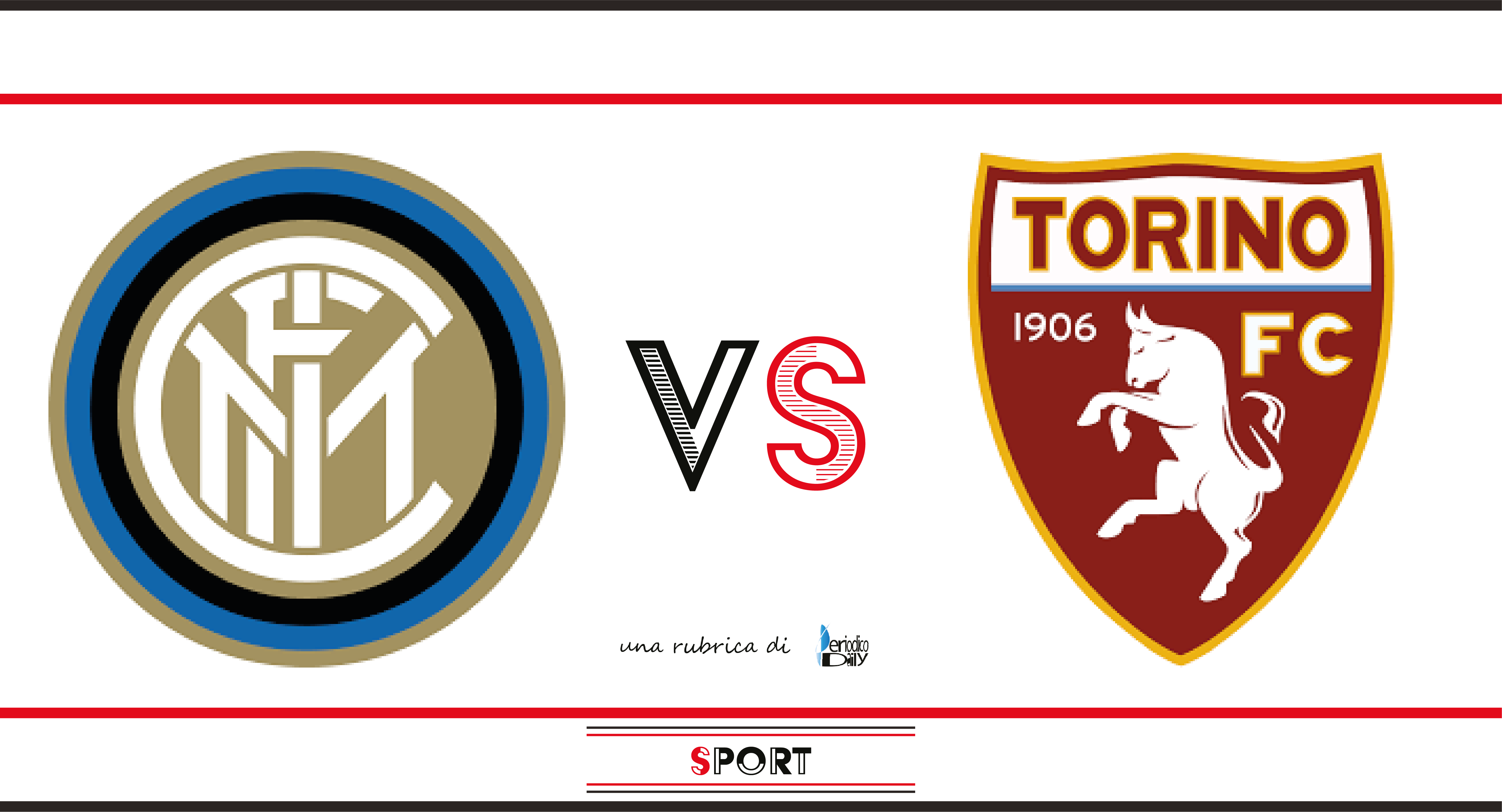 Inter Torino Le Probabili Formazioni E Dove Vederla Periodicodaily Sport