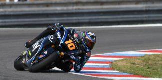 Luca Marini vince a Jerez de la Frontera