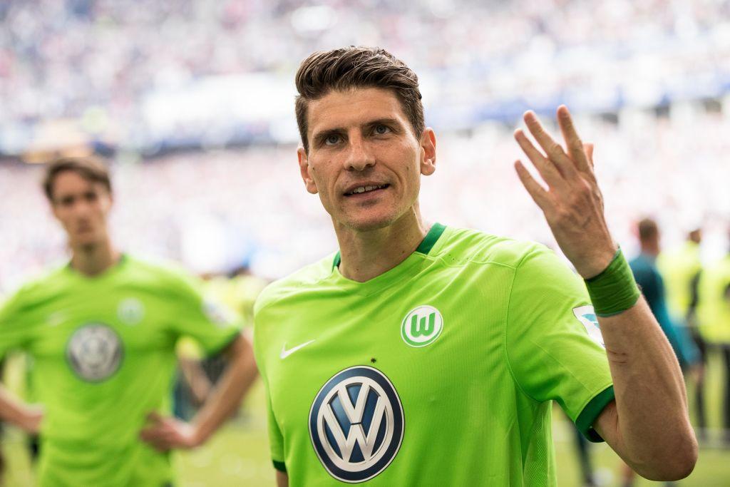Wolfsburg, Mario Gomez