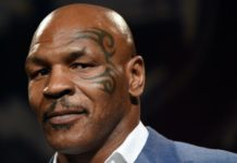 Mike Tyson torna