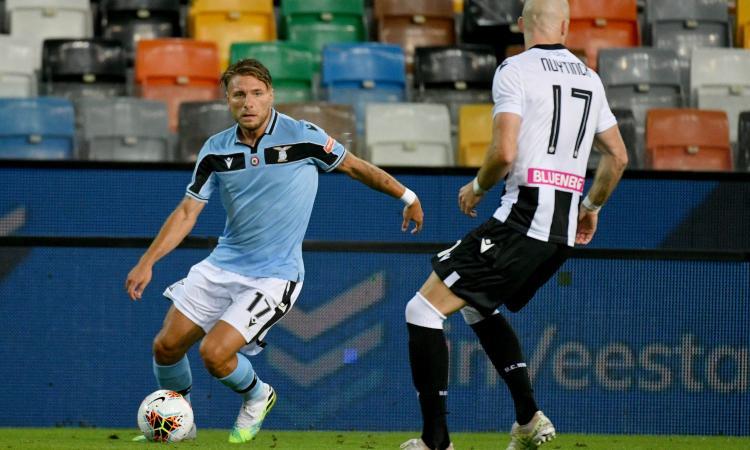 Serie A: Udinese – Lazio termina 0 0