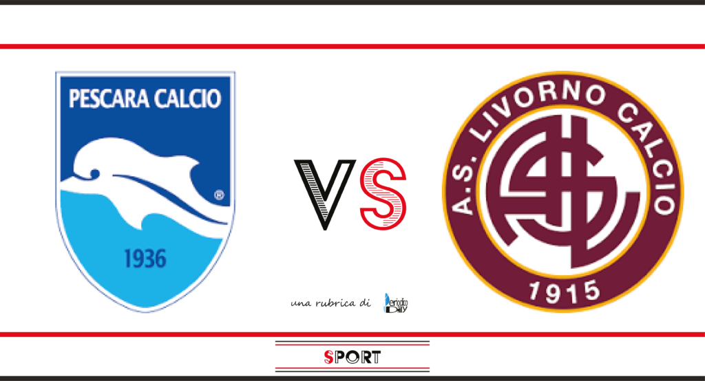 Pronostico di Pescara-Livorno, 37a giornata di Serie B.