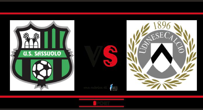 Sassuolo-Udinese 2020