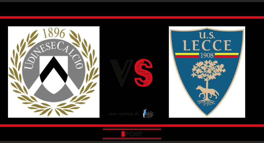 Pronostico di Udinese-Lecce, 37a giornata di Serie A.