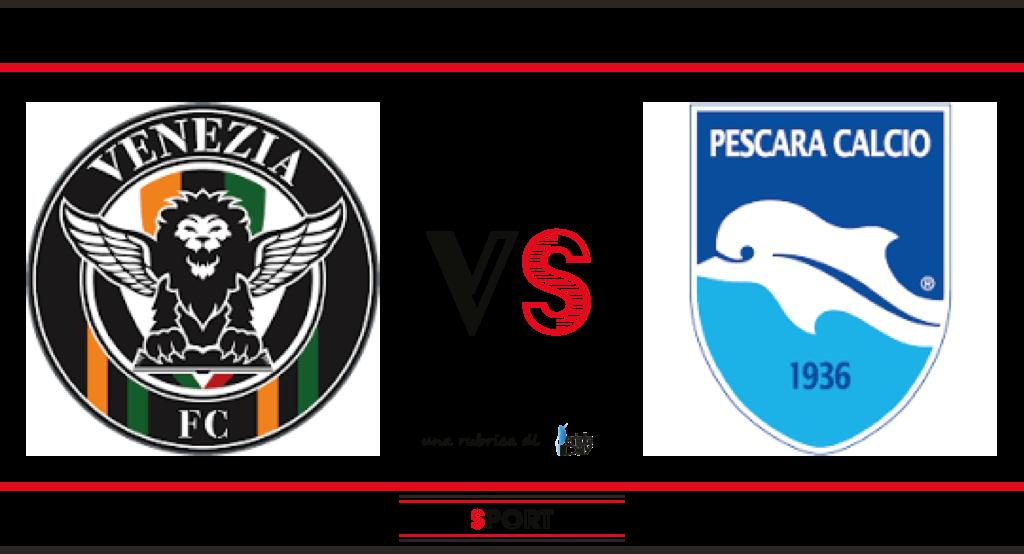 Pronostico di Venezia-Pescara, 34a giornata di Serie B.