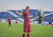 Brescia-Roma 0-3 gol Zaniolo