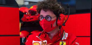 """GP Belgio, Binotto: """"Ci sta sfuggendo qualcosa"""""""
