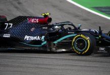 PL1 GP Spagna - Mercedes subito a dettare il passo