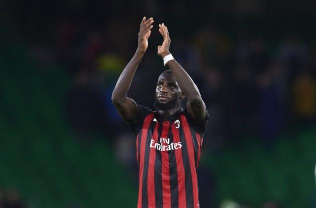Bakayoko vuole solo il Milan