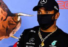 """Hamilton: """"Party mode? La FIA cerca di rallentarci"""""""