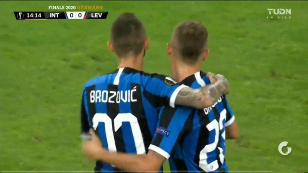 Inter – Bayern Leverkusen: 2 – 1, Lukaku la decide ancora