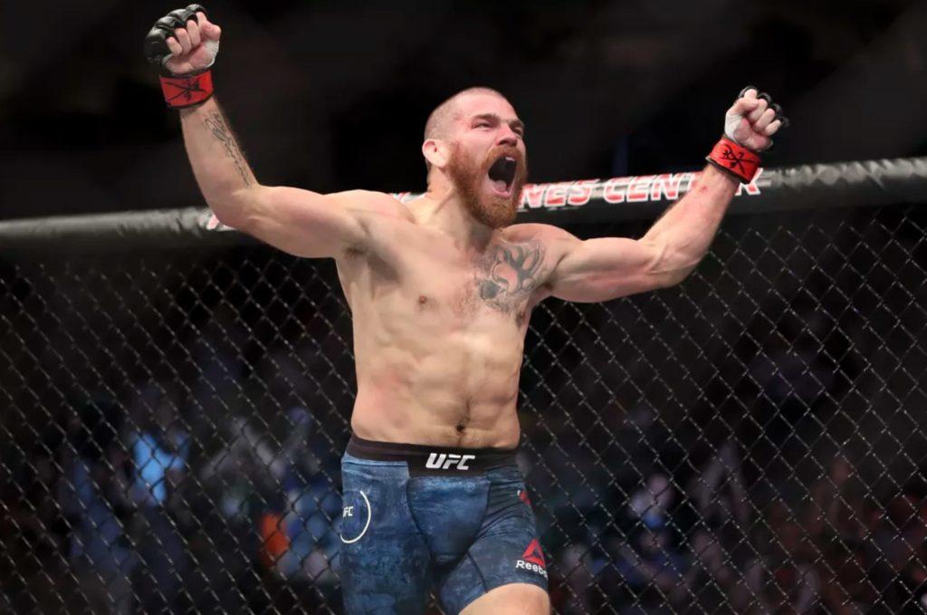UFC 252 - Jim Miller