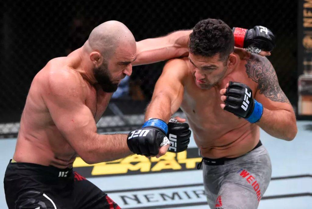 UFC Fight Night 174 - Chris Weidman