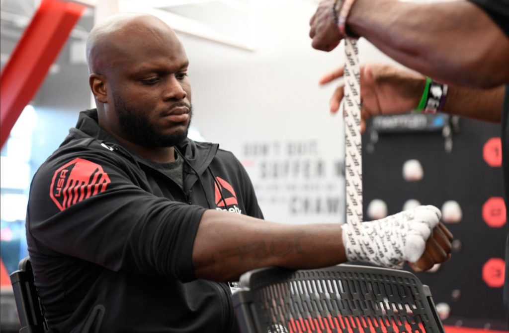 UFC Fight Night 174 – Derrick Lewis è bestiale!