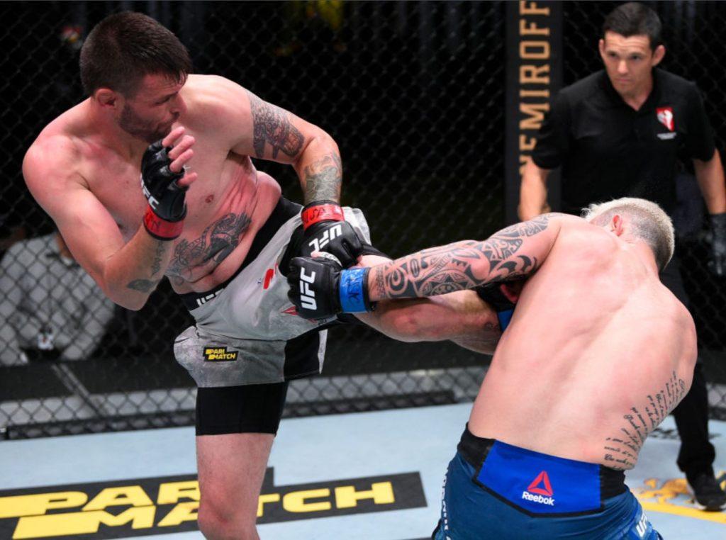 UFC Fight Night 174 - Tim Means