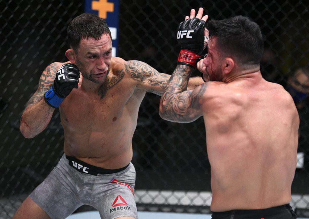 UFC - La battaglia tra Frankie Edgar e Pedro Munhoz