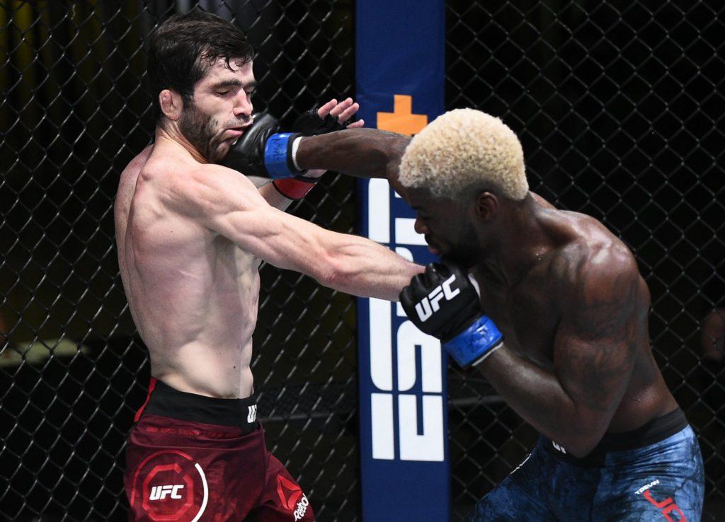 UFC on ESPN 15 - Trevin Jones