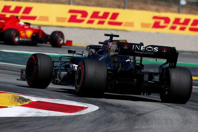Dichiarazioni post libere GP di Spagna 2020