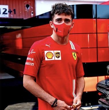 GP Spagna 2020 - Leclerc: