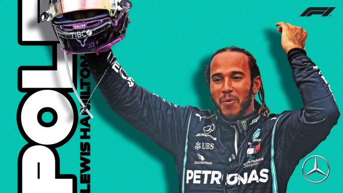 Qualifiche GP Silverstone, Hamilton in pole position!