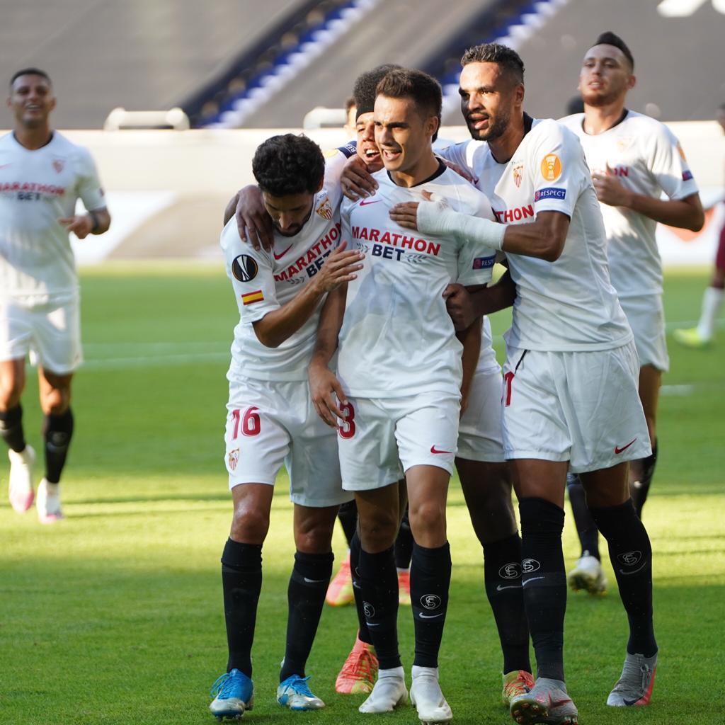 Siviglia-Roma 1-0