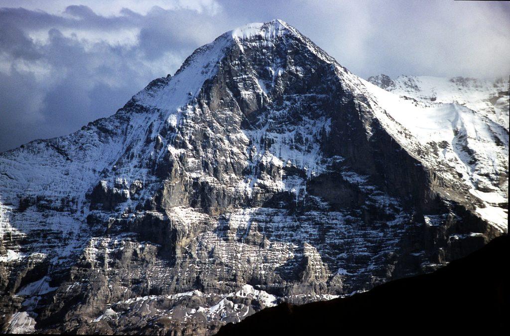 Monte Eiger: l'11 agosto 1858, la prima scalata