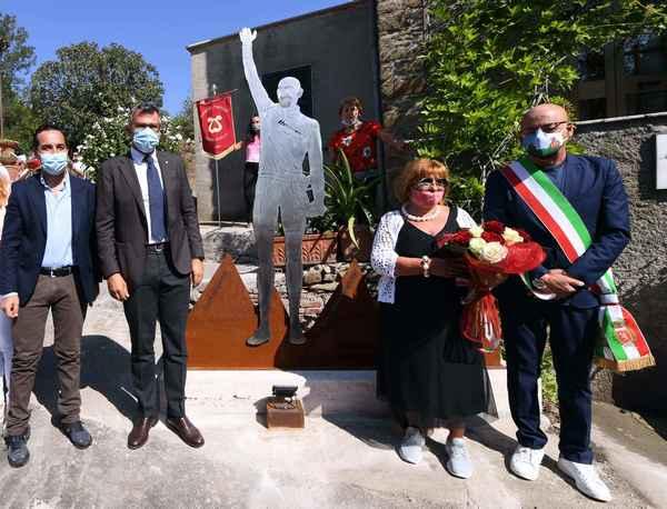 Marco Pantani, inaugurato il