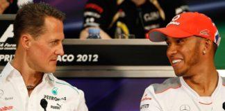 "Hamilton e la ""Formula noia"""