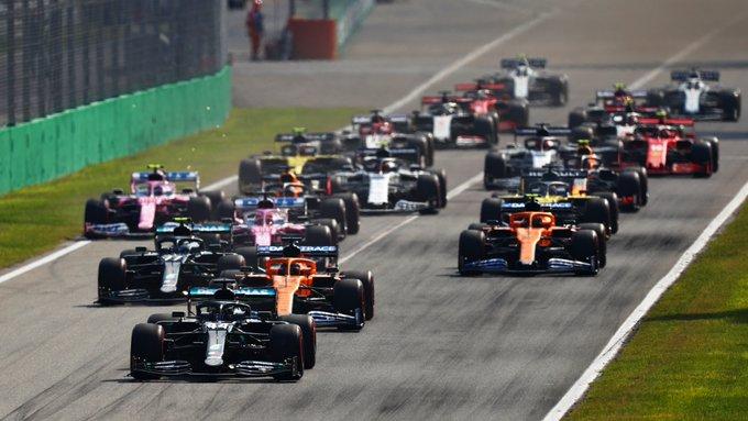 GP Monza 2020, vince Gasly davanti a Sainz!