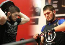 Khabib Nurmagomedov riprende l'allenamento